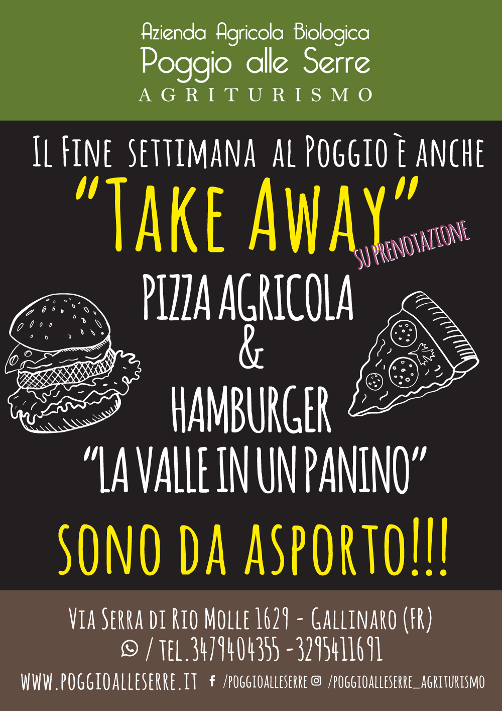 Take Away al Poggio